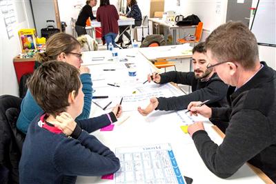 Photo Entreprenariat n°30 à Nantes par L'École de design Nantes Atlantique