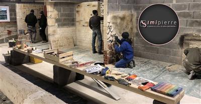 Exemple artisanat n°37 zone Deux Sèvres par IMIPIERRE