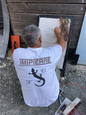 Photo artisanat n°40 zone Deux Sèvres par IMIPIERRE