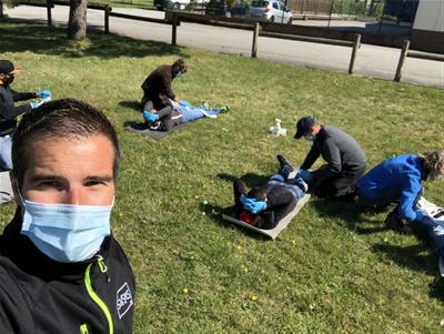 Exemple santé – médical n°61 zone Savoie par Mathieu